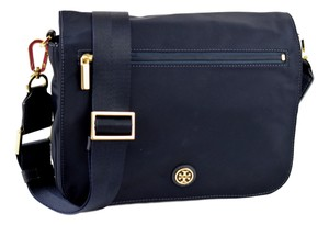 Tory Burch Travel Nylon Flap Cross Body Bag