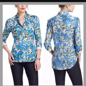 HD in Paris Button Down Shirt Multi
