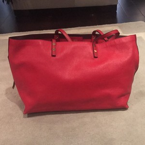 Chloé Tote in Red