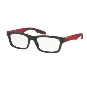Prada Prada PS07CV-TFZ1O1 Linea Rossa Men's 53mm Eyeglasses NIB