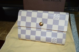 Louis Vuitton LOUIS VUITTON Alexandra Wallet Damier Azur Monogram MINT IN BOX