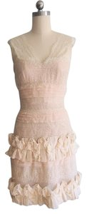 BCBGMAXAZRIA Bcbg Bcbg Cocktail Wedding Lace Dress