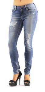 True Religion Womens Clothing Womens Skinny Jeans