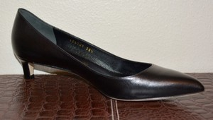 Gucci Leather Flats Black Pumps