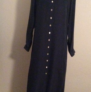 Blue Maxi Dress by Worth