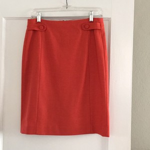 J.Crew Skirt Burnt Orange