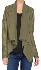 BlankNYC Leather Green Leather Jacket