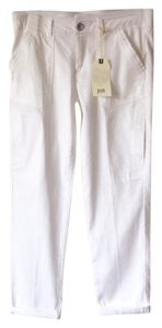 Jolt Capri/Cropped Pants White