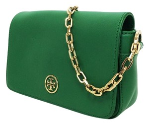 Tory Burch Robinson Mini Chain Strap Shoulder Bag