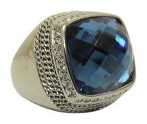Other Emma Skye Blue Stainless Steel Ring 9