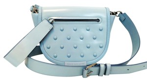 Marc by Marc Jacobs Luna Study New Leather Studded Cross Body Bag