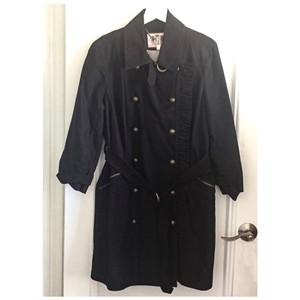Juicy Couture Trench Trench Coat