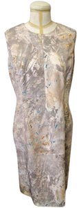 Piazza Sempione Abstract Dress