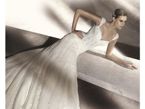 Pronovias Patty Wedding Dress
