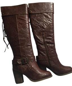 Sbicca Cognac Boots