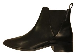 & Other Stories Black Leather Boots