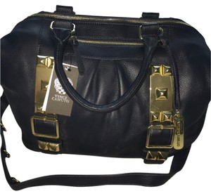 Vince Camuto Satchel in Navy Blue
