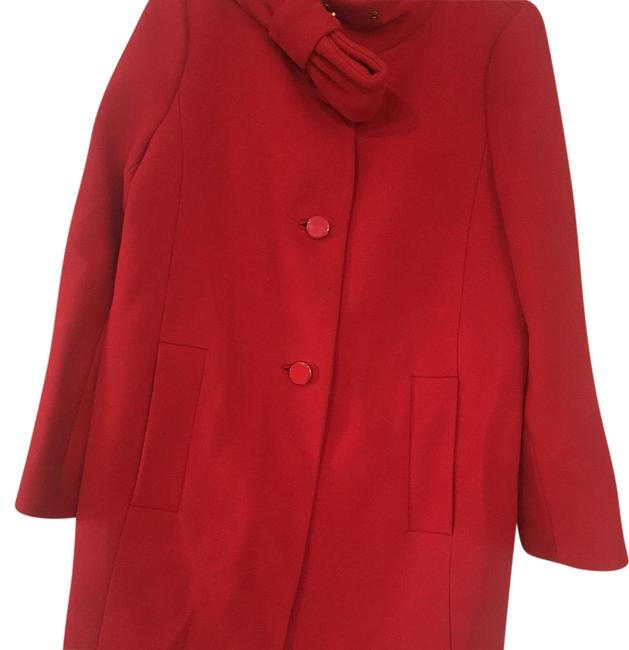 Preload https://img-static.tradesy.com/item/19924350/kate-spade-lollipop-red-wool-bow-pea-coat-size-10-m-0-1-650-650.jpg