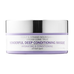Madam Walker Beauty Culture Dream Come True Wonderful Deep Conditioning Masque, 6 oz.