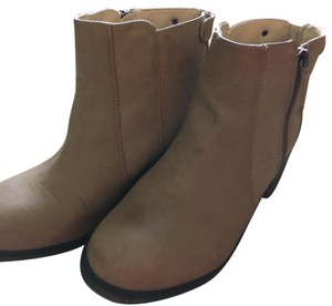 Rampage tan Boots