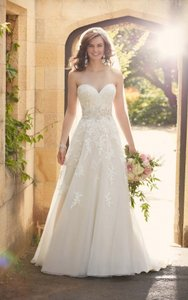 Essense Of Australia D2000 Wedding Dress