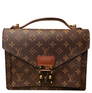 Louis Vuitton Monceau Vintage Cross Body Bag