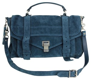 Proenza Schouler Satchel in blue