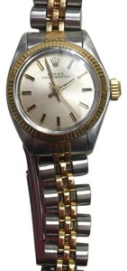 Rolex Vintage Oyster Perpetual Rolex Model 6718 Watch