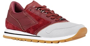 Brooks Burgundy/Grey Athletic