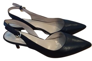 Nine West Navy Blue Pumps