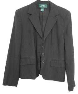 Ralph Lauren Black w/light stripes Blazer