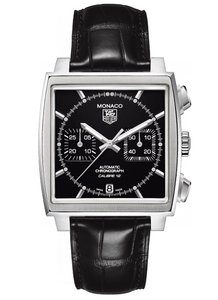 TAG Heuer TAG Heuer Monaco Calibre 12 Mens Watch CAW2110.FC6177