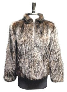Saga mink Fur Coat