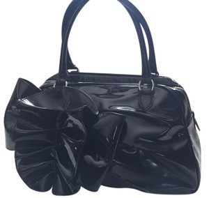 Valentino Lucca Bow Bowling Chanel Shoulder Bag