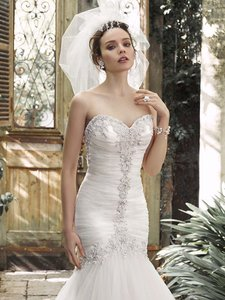 Maggie Sottero Cerise Wedding Dress