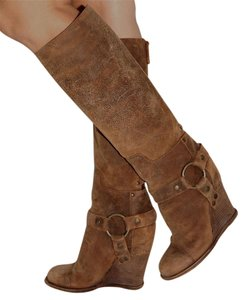 Dolce&Gabbana brown Wedges
