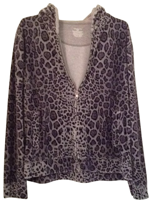 Preload https://item1.tradesy.com/images/jones-new-york-grey-and-black-animal-print-activewear-size-16-xl-plus-0x-19925-0-0.jpg?width=400&height=650