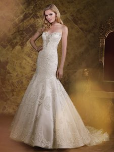 James Clifford J11581 Wedding Dress