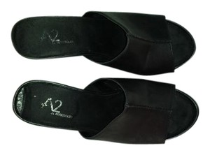 Aerosoles Black Wedges