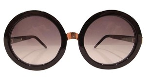 Wildfox WildFox MALIBU Sunglasses Black Gold Authentic New