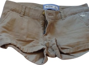 Abercrombie Kids Shorts Tan