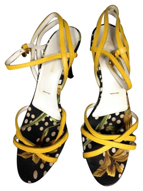 Item - Yellow Heels Pumps Size US 9 Regular (M, B)