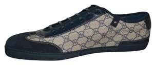 Gucci Sneakers Sneakers Mens Blue Athletic
