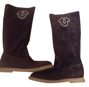 True Religion Brown Boots