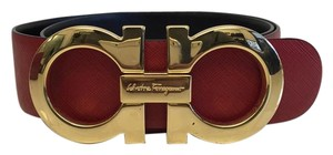 Salvatore Ferragamo Salvatore Ferragamo Reversible Belt