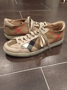 Burberry Sneakers Hartsfield Beige Athletic