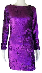 Dress the Population Bodycon Sequin Stretch Dress