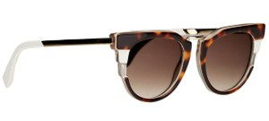 Fendi Fendi Metropolis FF 0063/S Cat Eye Sunglasses