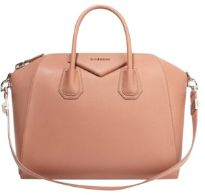 Givenchy Satchel in Old Pink