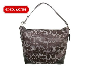 Coach Sarah Opt Art Tote Shoulder Bag